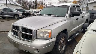 Used 2007 Dodge Dakota SLT for sale in Sarnia, ON
