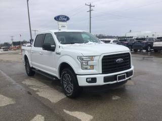 Used 2016 Ford F-150 XLT Sport | 4X4 | Accident Free | Tonneau Cover for sale in Harriston, ON