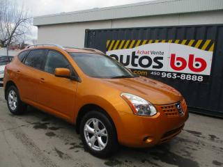Used 2008 Nissan Rogue Traction intégrale, 4 portes S for sale in Laval, QC