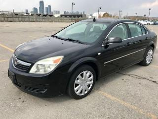 Used 2007 Saturn Aura XE for sale in Mississauga, ON