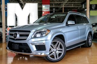 Used 2014 Mercedes-Benz GL-Class GL350 BlueTEC - AMG|DISTRONIC|NAVI|BACKUP|PANO for sale in North York, ON