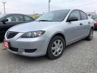 Used 2006 Mazda MAZDA3 GS for sale in Pickering, ON