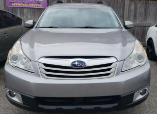 Used 2010 Subaru Outback 4CYL./PADDLE-SHIFTER/HEATED SEATS/BLUETOOTH/ROOF for sale in Scarborough, ON
