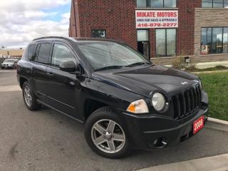 Used 2008 Jeep Compass Sport for sale in Rexdale, ON