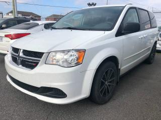 Used 2017 Dodge Grand Caravan SXT STOW&GO ALLIAGE+++ for sale in St-Jean-Sur-Richelieu, QC