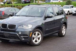 Used 2012 BMW X5 35i for sale in Mississauga, ON