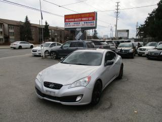 Used 2010 Hyundai Genesis Coupe Premium for sale in Toronto, ON