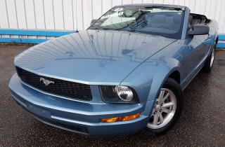 Used 2007 Ford Mustang *CONVERTIBLE* for sale in Kitchener, ON