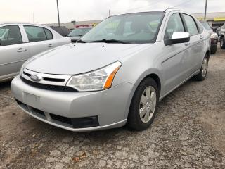 Used 2008 Ford Focus SE for sale in Pickering, ON