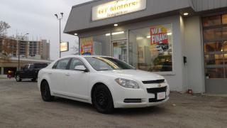 Used 2011 Chevrolet Malibu LT for sale in Niagara Falls, ON