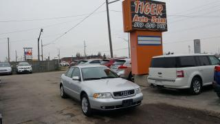 Used 1999 Audi A4 **1.8T QUATTRO**AWD**DRIVES GREAT**AS IS SPECIAL for sale in London, ON