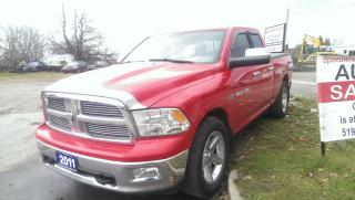 Used 2011 RAM 1500 Big Horn for sale in Cambridge, ON