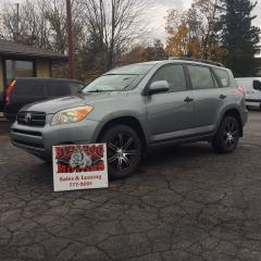 Used 2006 Toyota RAV4 BASE for sale in Glencoe, ON