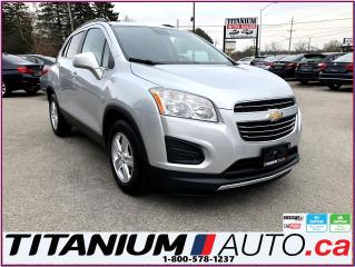 Used 2016 Chevrolet Trax LT-Camera-BlueTooth-Remote Start-XM Radio-Alloys- for sale in London, ON