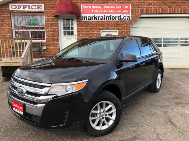 2014 Ford Edge SE 3.7 Litre V6 Bluetooth USB Aux Input