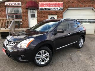 Used 2012 Nissan Rogue SV AWD Back Up Camera USB Aux Input for sale in Bowmanville, ON
