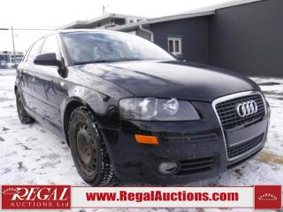 Used 2006 Audi A3 4D Hatchback 2.0T for sale in Calgary, AB