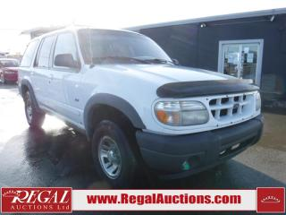 Used 2000 Ford Explorer 4D Utility for sale in Calgary, AB