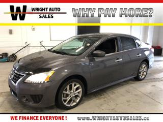Used 2015 Nissan Sentra SR|NAVIGATION|SUNROOF|BLUETOOTH|53,558 KM for sale in Cambridge, ON