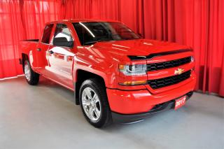 Used 2017 Chevrolet Silverado 1500 Silverado Custom | 20 Wheels | One Owner for sale in Listowel, ON