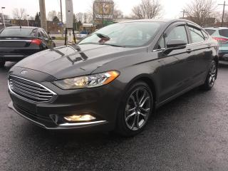 Used 2017 Ford Fusion SE for sale in Cobourg, ON