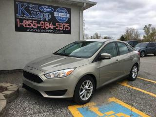 Used 2015 Ford Focus SE for sale in Essex, ON