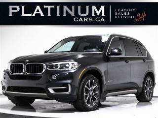Used 2015 BMW X5 xDrive35d, NAVI, PANO, Park Distance for sale in Toronto, ON