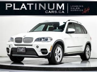 Used 2012 BMW X5 xDrive35d, DIESEL, AWD, NAVI, PANO, Premium for sale in Toronto, ON