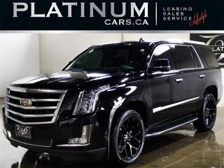 Used 2016 Cadillac Escalade Premium Collection, 7 PASSENGER, 360 CAM, Navi for sale in Toronto, ON
