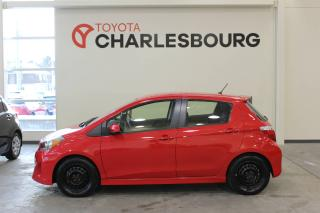 Used 2014 Toyota Yaris SE for sale in Québec, QC