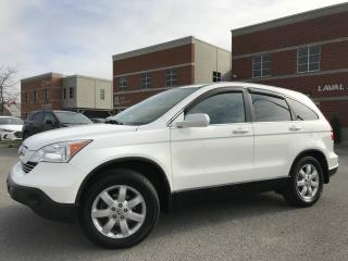 Used 2009 Honda CR-V Ex-L Cuir T.ouvrant for sale in Laval, QC