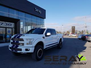 Used 2016 Ford F-150 for sale in Chambly, QC