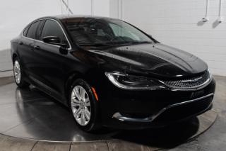 Used 2016 Chrysler 200 Ltd V6 A/c Mags for sale in St-Constant, QC