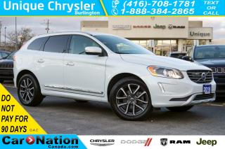 Used 2016 Volvo XC60 T5 SPECIAL EDITION PREMIER| TECHNOLOGY PKG| LOADED for sale in Burlington, ON