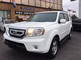 Used 2010 Honda Pilot EX-L for sale in North York, ON