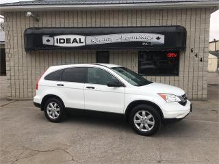Used 2010 Honda CR-V LX for sale in Mount Brydges, ON