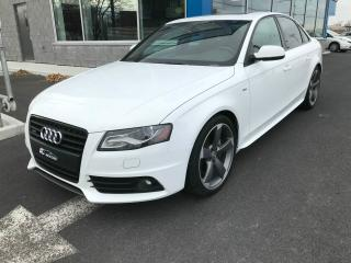 Used 2011 Audi A4 quattro 2,0T for sale in Longueuil, QC