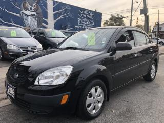 Used 2009 Kia Rio EX CONVENIENCE for sale in Toronto, ON