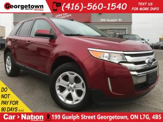 Used 2014 Ford Edge SEL | PANO | CAM | NAV | LEATHER for sale in Georgetown, ON