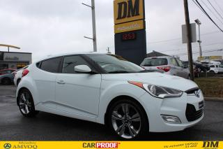 Used 2012 Hyundai Veloster Tech M6 Navi Toit for sale in Salaberry-de-Valleyfield, QC