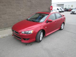 Used 2014 Mitsubishi Lancer Berline 4 portes, boîte AUTOMATIQUE LIMI for sale in Gatineau, QC