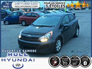 Used 2014 Kia Rio for sale in Gatineau, QC