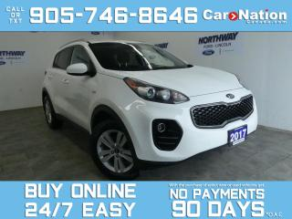 Used 2017 Kia Sportage LX   AWD   REAR CAM   BLUETOOTH   TOUCHSCREEN for sale in Brantford, ON