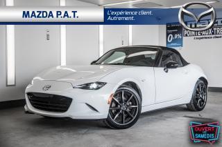 Used 2016 Mazda Miata MX-5 GS for sale in Montréal, QC