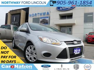 Used 2014 Ford Focus SE | HEATED SEATS | LOW KM | GREAT ON FUEL | for sale in Brantford, ON