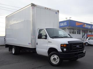 Used 2017 Ford Econoline Commercial Cutaway High Roof, Power Rail Gate, Only 16211 Kms for sale in Vancouver, BC
