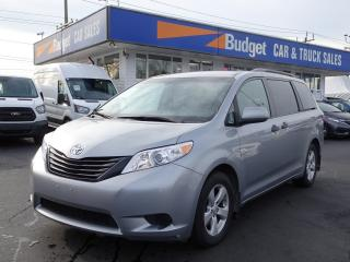 Used 2017 Toyota Sienna Safe, Reliable, Bluetooth, Super Clean for sale in Vancouver, BC
