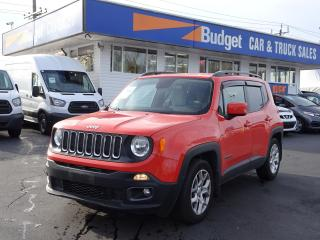 Used 2015 Jeep Renegade North for sale in Vancouver, BC