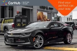 Used 2018 Chevrolet Camaro LT|Convi.Lighting Pkgs|HUD|BlindSpot|BOSE Sound for sale in Thornhill, ON