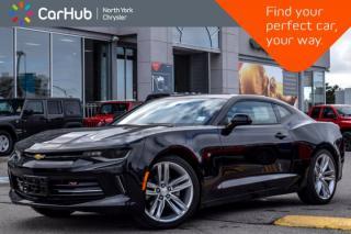 Used 2018 Chevrolet Camaro LT|Convi.Lighting Pkgs|Sunroof|HeadsUp|BlindSpot|BOSE|20